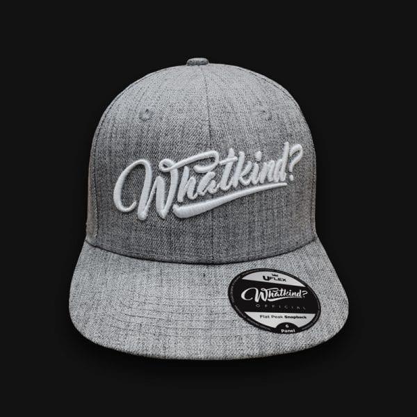 Whatkind Kids Grey Cap